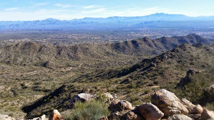 four peaks arizona
