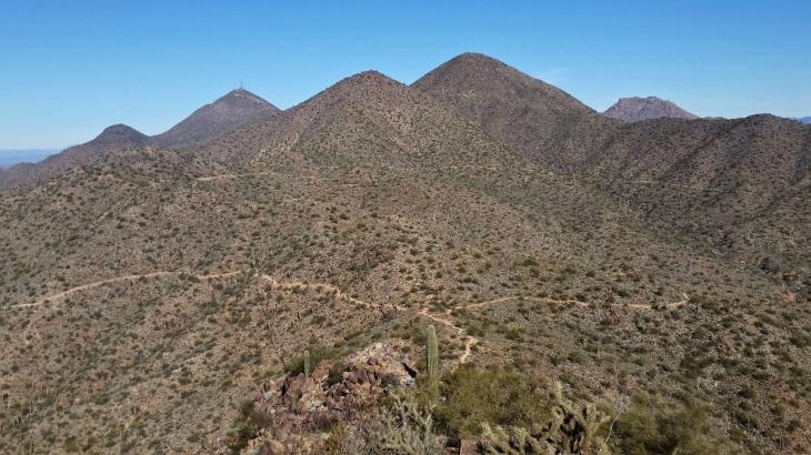 thompson peak arizona